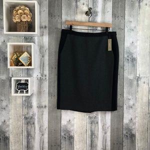 J. Crew | Wool No. 2 Pencil Skirt